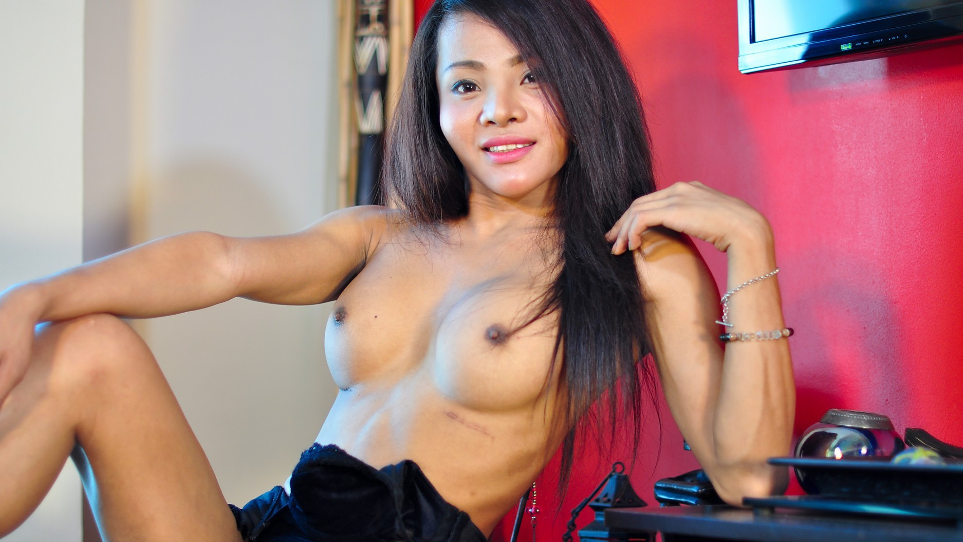 Phillipino ladyboy shemale
